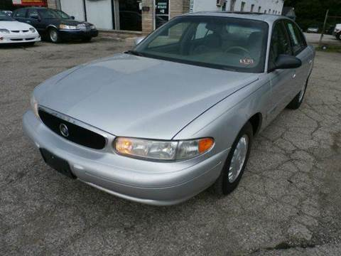 2001 Buick Century for sale at Nile Auto in Columbus OH