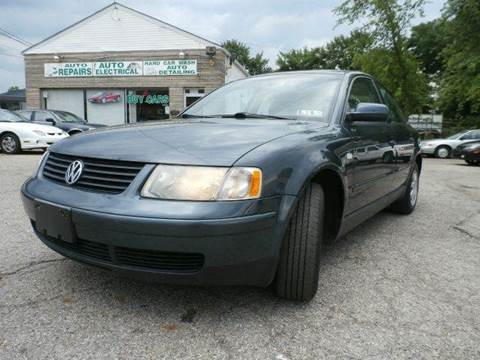 2000 Volkswagen Passat for sale at Nile Auto in Columbus OH