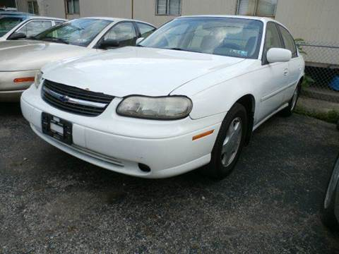2000 Chevrolet Malibu for sale at Nile Auto in Columbus OH