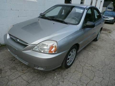 2005 Kia Rio for sale at Nile Auto in Columbus OH