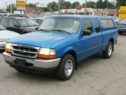 1999 Ford Ranger for sale at Nile Auto in Columbus OH