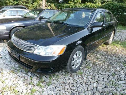 2002 Toyota Avalon for sale at Nile Auto in Columbus OH