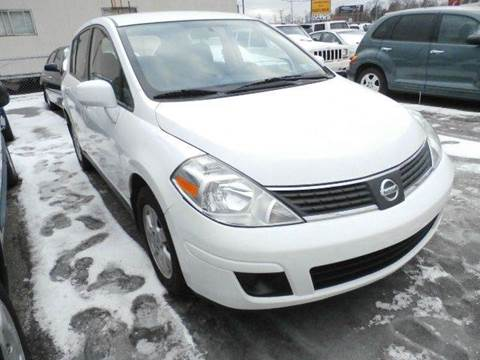 2009 Nissan Versa for sale at Nile Auto in Columbus OH