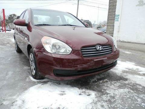 2007 Hyundai Accent for sale at Nile Auto in Columbus OH