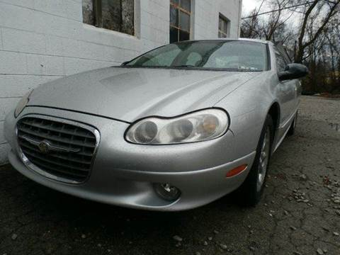 2000 Chrysler LHS for sale at Nile Auto in Columbus OH