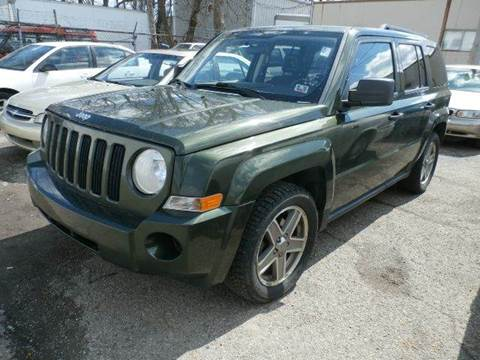 2008 Jeep Patriot for sale at Nile Auto in Columbus OH