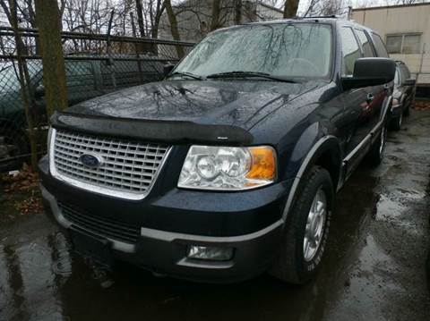 2002 Ford Explorer for sale at Nile Auto in Columbus OH