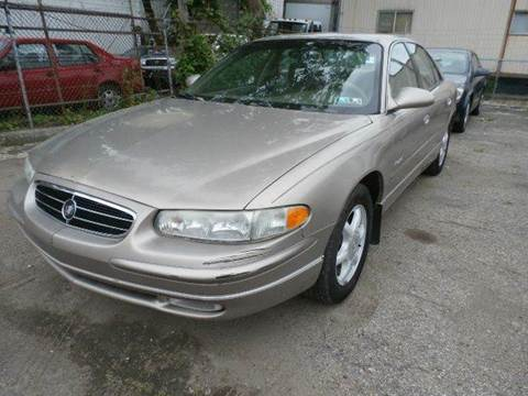 2004 Buick Century for sale at Nile Auto in Columbus OH