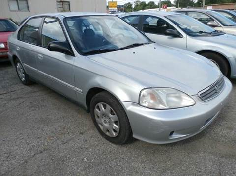 2000 Honda Civic for sale at Nile Auto in Columbus OH