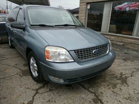 2004 Ford Freestar for sale at Nile Auto in Columbus OH