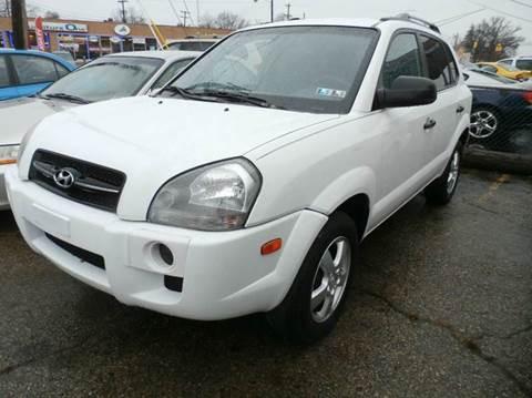 2005 Hyundai Tucson for sale at Nile Auto in Columbus OH