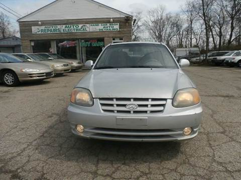 2005 Hyundai Accent for sale at Nile Auto in Columbus OH