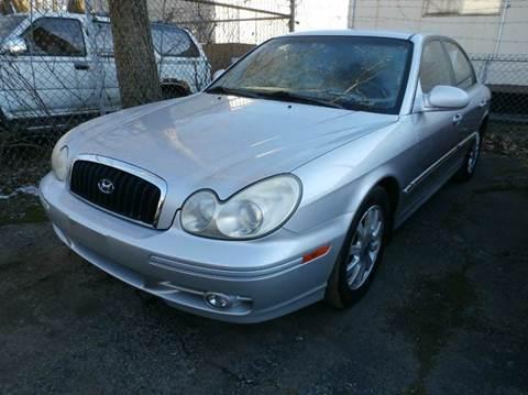 2004 Hyundai Sonata for sale at Nile Auto in Columbus OH