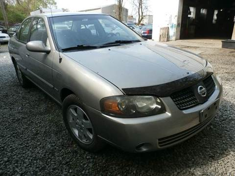 2006 Nissan Sentra for sale at Nile Auto in Columbus OH