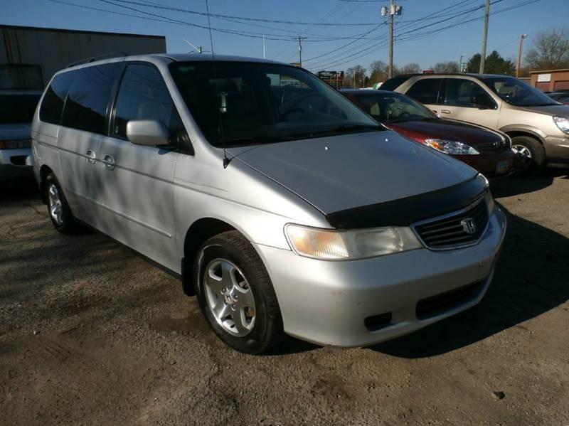 2001 Honda Odyssey EX 4dr Mini Van   Columbus OH