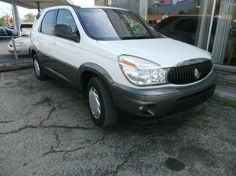 2005 Buick Rendezvous for sale at Nile Auto in Columbus OH