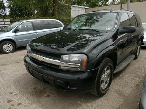 2006 Chevrolet TrailBlazer for sale at Nile Auto in Columbus OH