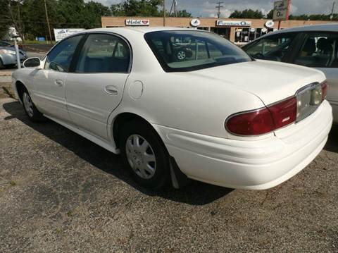 2004 Buick LeSabre for sale at Nile Auto in Columbus OH