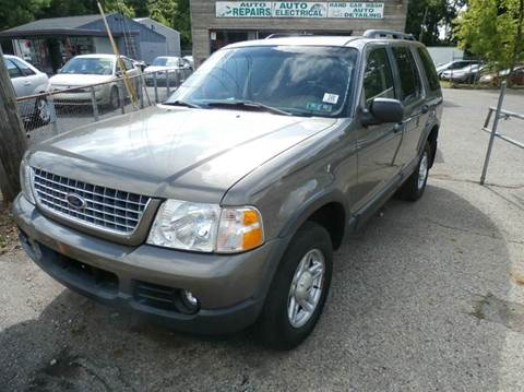 2003 Ford Explorer for sale at Nile Auto in Columbus OH