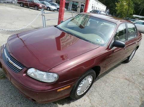2001 Chevrolet Malibu for sale at Nile Auto in Columbus OH