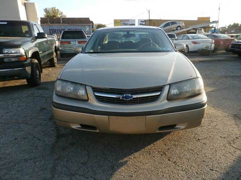 2004 Chevrolet Impala for sale at Nile Auto in Columbus OH