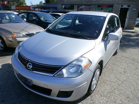 2010 Nissan Versa for sale at Nile Auto in Columbus OH
