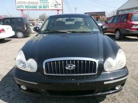 2005 Hyundai Sonata for sale at Nile Auto in Columbus OH