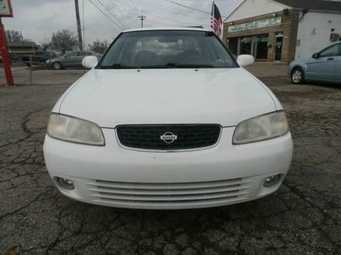2002 Nissan Sentra for sale at Nile Auto in Columbus OH