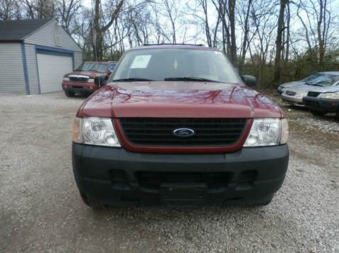 2005 Ford Explorer for sale at Nile Auto in Columbus OH