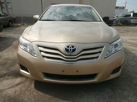 2011 Toyota Camry for sale at Nile Auto in Columbus OH