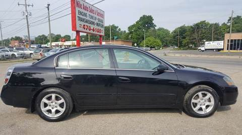 2006 Nissan Altima for sale at Nile Auto in Columbus OH
