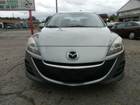 2010 Mazda MAZDA3 for sale at Nile Auto in Columbus OH