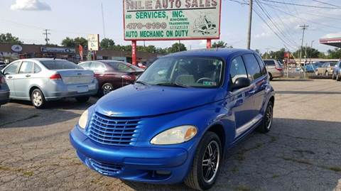 2005 Chrysler PT Cruiser for sale at Nile Auto in Columbus OH