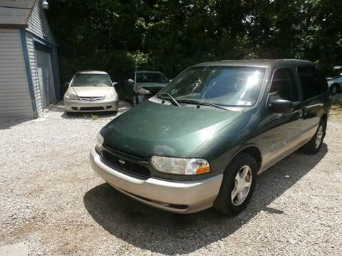 2000 Nissan Quest for sale at Nile Auto in Columbus OH