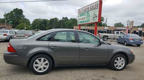 2005 Ford Five Hundred for sale at Nile Auto in Columbus OH
