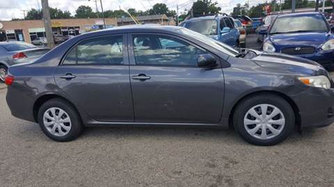 2009 Toyota Corolla for sale at Nile Auto in Columbus OH