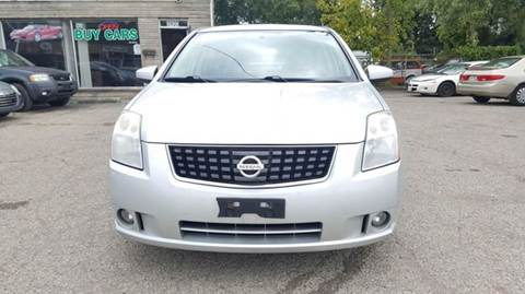 2008 Nissan Sentra for sale at Nile Auto in Columbus OH