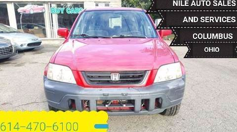 2000 Honda CR-V for sale at Nile Auto in Columbus OH
