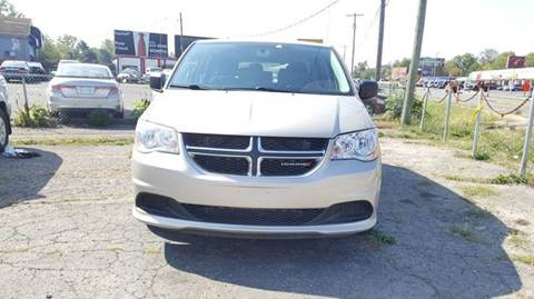 2013 Dodge Grand Caravan for sale at Nile Auto in Columbus OH