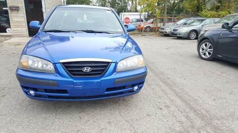 2004 Hyundai Elantra for sale at Nile Auto in Columbus OH