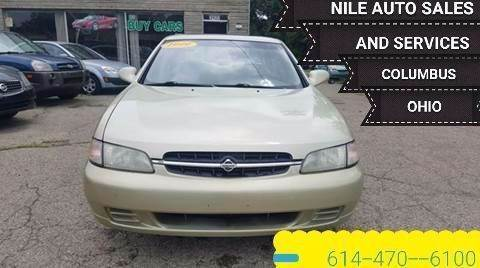 1999 Nissan Altima for sale at Nile Auto in Columbus OH