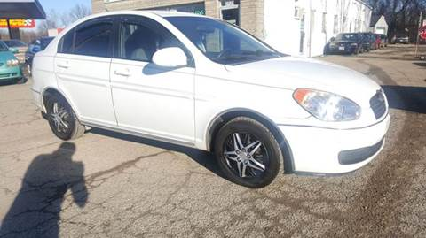2006 Hyundai Accent for sale at Nile Auto in Columbus OH