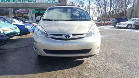 2006 Toyota Sienna for sale at Nile Auto in Columbus OH