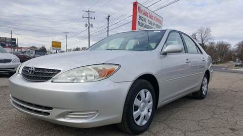 2003 Toyota Camry for sale at Nile Auto in Columbus OH