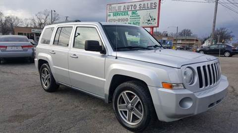 2010 Jeep Patriot for sale at Nile Auto in Columbus OH