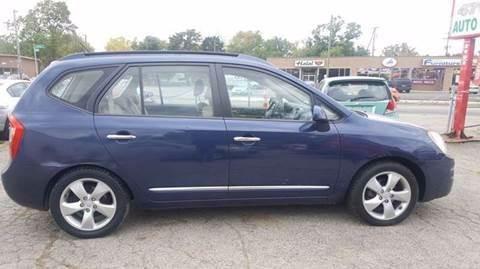 2007 Kia Rondo for sale at Nile Auto in Columbus OH