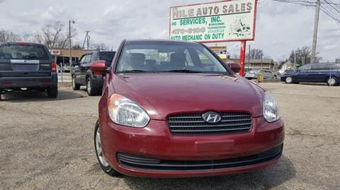 2010 Hyundai Accent for sale at Nile Auto in Columbus OH