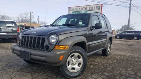 2006 Jeep Liberty for sale at Nile Auto in Columbus OH
