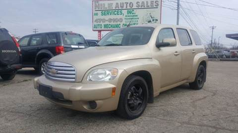 2008 Chevrolet HHR for sale at Nile Auto in Columbus OH
