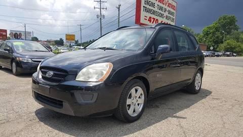 2007 Kia Rondo For Sale In Zanesville Oh Carsforsale